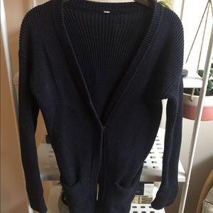 Lululemon Merino Wool Cardigan Size 2